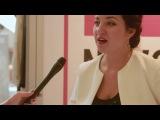 Интервью с гостями и участниками первого дня Недели Моды в Новосибирске
